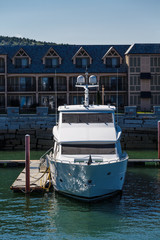 White Yacht by Coastal Condos
