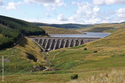 Aluminium Dam Dam