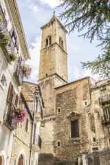Pacentro in Abruzzo, Italia - HDR