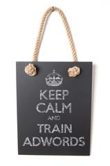 Train AdWords