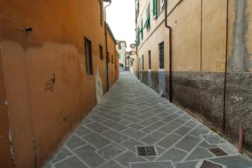 Strada centro storico, Pisa