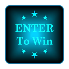 Enter to win icon