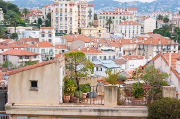 The scenic balcony