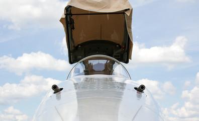 Cockpit Geschütz