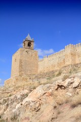 Spain - Antequera fortress