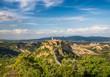 Historic town of Civita di Bagnoregio, Lazio, Italy