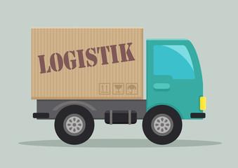 LKW Logistik