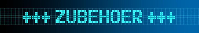 Website Banner - zubehör - Format 6 zu 1 - g1010