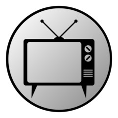 TV button