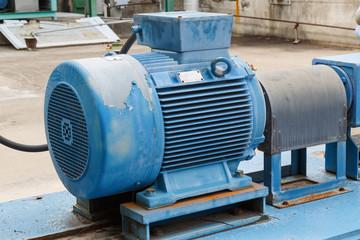 Factory equipment  motor industrial