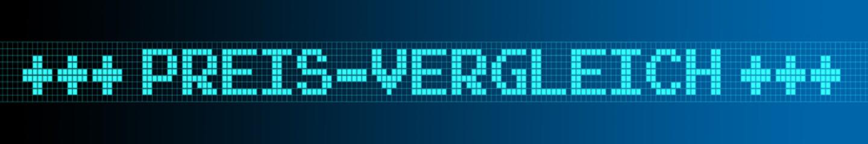 Website Banner - Preis-Vergleich - Format 6 zu 1 - g1013