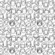 People pattern - 68571241