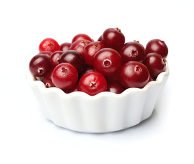 Sweet cranberries