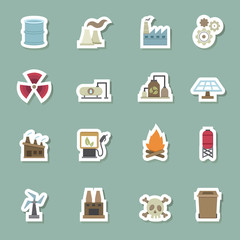factory color icons