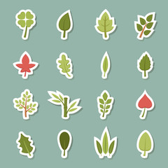 leaf px color icons