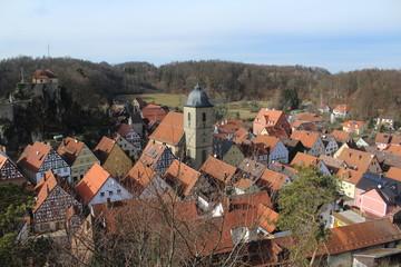 Betzenstein - Kleinste Stadt in Bayern
