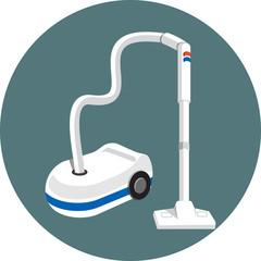 Vector Vacuum Cleaner