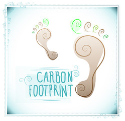 Floral carbon footprint