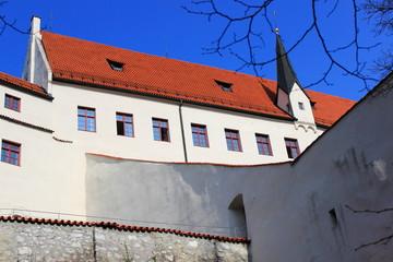 historisches gemäuer in füssen