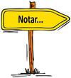 Notar...