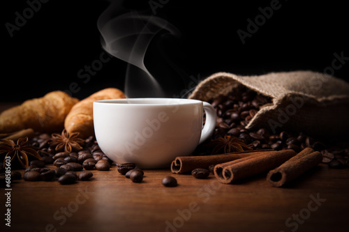 coffee still life