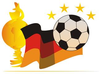 Ruhm und Ehre - 4 Sterne für Deutschland
