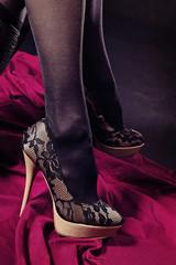 chaussures hauts-talons léopard