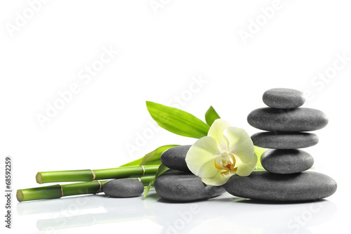 Foto op Canvas Spa Spa still life