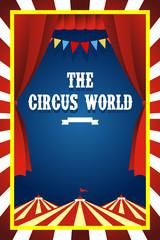 Circus brochure
