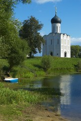 Church of the Intercession on Nerl River