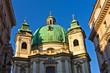 Saint Peter's church on Petersplatz in downtown of Vienna