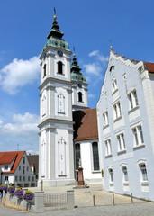 Stiftskirche Sankt Peter in Bad Waldsee