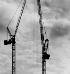Construction Cranes (2)