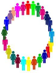 réunion en couleurs