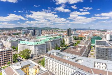 Roofs of Vienna