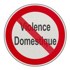 halte à la violence domestique