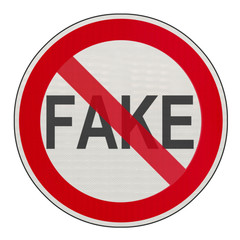 "panneau interdiction ""fake"""