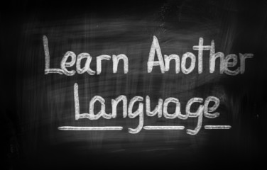 Learn Another Language Concept