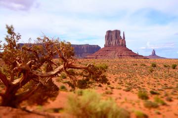 Monument Valley - Arizona - Etas-Unis