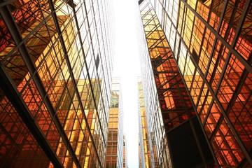 Office Buildings, Hong Kong