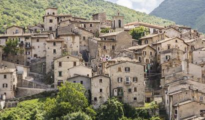 Borgo medievale di Scanno