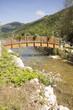 Ponticello al Lago di Scanno