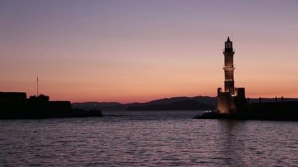 Leuchtturm von Chania