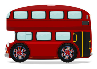 London double decker bus.