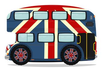 London double decker bus.