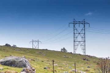 Norwegian Transmission Tower