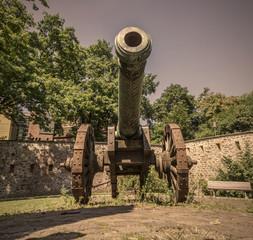 Historische Kanone