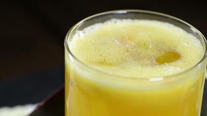 Maracuya Juice (seamless loopable)