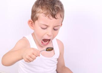 Beslenen Çocuk