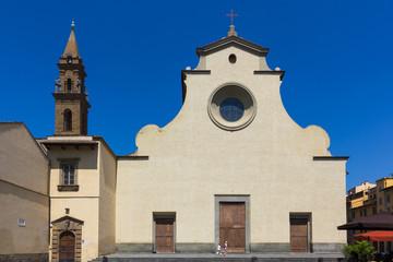 Firenze, chiesa Santo Spirito